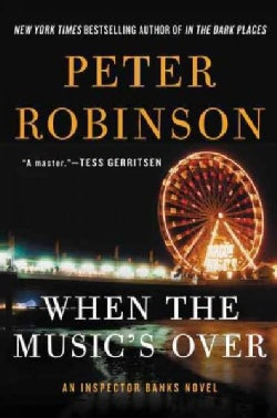 When the Music's over (Hardcover)