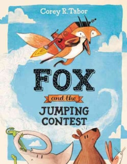 Fox and the Jumping Contest (Hardcover)