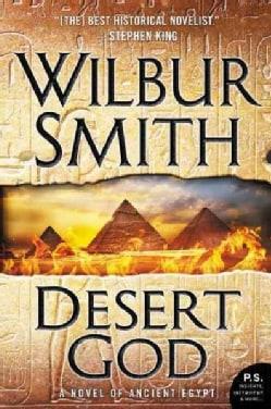 Desert God (Paperback)