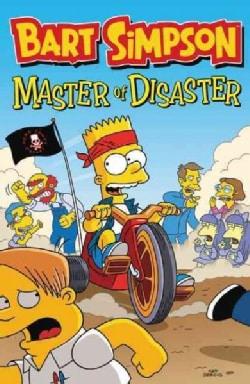Bart Simpson Master of Disaster (Paperback)