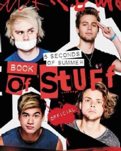 5 Seconds of Summer Book of Stuff (Paperback)