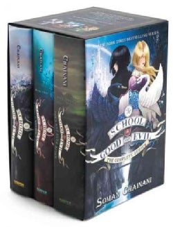 The School for Good and Evil Complete Box Set: The Last Ever After / a World Without Princes (Hardcover)