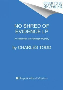 No Shred of Evidence (Paperback)