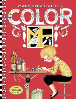 Mary Engelbreit's Color Me (Paperback)
