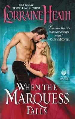 When the Marquess Falls (Paperback)
