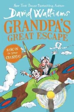 Grandpa's Great Escape (Hardcover)