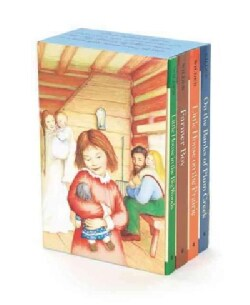 Little House Box Set: Little House in the Big Woods / Farmer Boy / Little House on the Prairie / on the Banks of ... (Paperback)