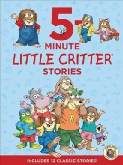 5-Minute Little Critter Stories (Hardcover)