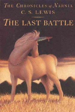 The Last Battle (Paperback)