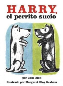 Harry, El Perrito Sucio/Harry the Dirty Dog (Paperback)