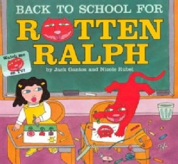 Back to School for Rotten Ralph (Paperback)