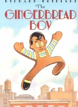 The Gingerbread Boy (Paperback)