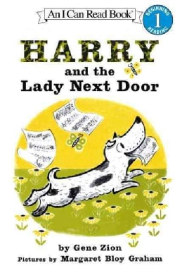 Harry and the Lady Next Door (Paperback)