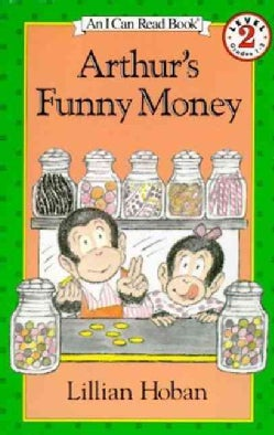 Arthur's Funny Money (Paperback)