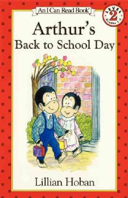 Arthur's Back to School Day (Paperback)