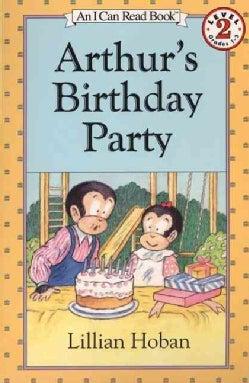 Arthur's Birthday Party (Paperback)