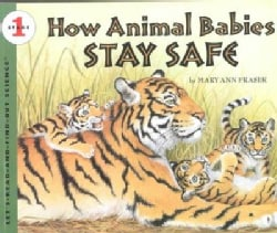 How Animal Babies Stay Safe (Paperback)