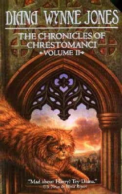 The Chronicles of Chrestomanci: The Magicians of Caprona / Witch Week (Paperback)