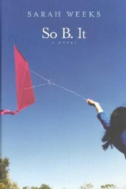 So B. It (Hardcover)