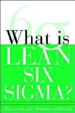 What Is Lean Six Sigma? (Paperback)