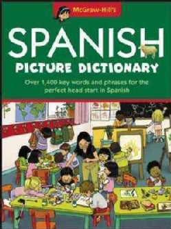 McGraw-Hill's Spanish Picture Dictionary (Hardcover)