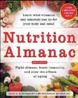 Nutrition Almanac (Paperback)