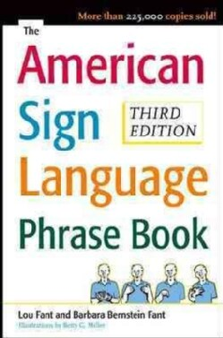 The American Sign Language Phrase Book (Paperback)