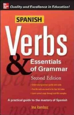 Spanish Verbs & Essentials of Grammar (Paperback)