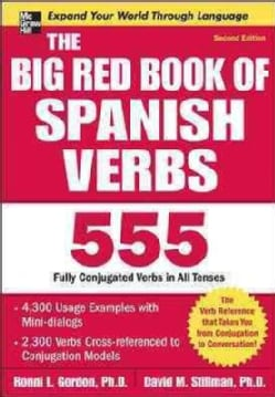 The Big Red Book of Spanish Verbs (Paperback)
