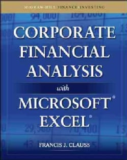 Corporate Financial Analysis With Microsoft Excel (Hardcover)