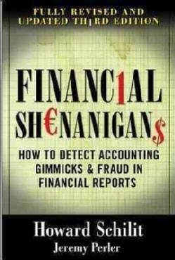Financial Shenanigans (Hardcover)