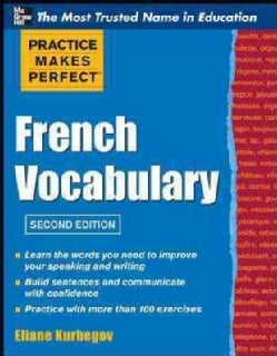 French Vocabulary (Paperback)