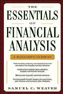 The Essentials of Financial Analysis (Hardcover)