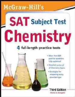 McGraw-Hill's SAT Subject Test Chemistry (Paperback)
