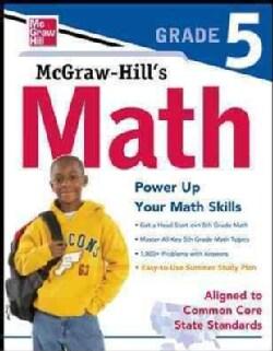 McGraw-Hill's Math: Grade 5 (Paperback)