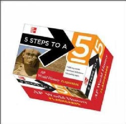5 Steps to a 5 Ap World History (Cards)