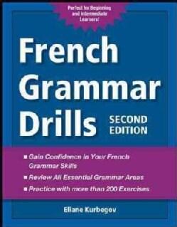 French Grammar Drills (Paperback)