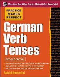 German Verb Tenses (Paperback)