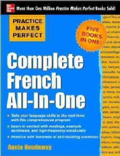 Complete French All-in-One (Paperback)