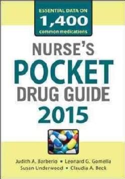 Nurses Pocket Drug Guide 2015 (Paperback)