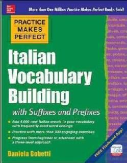Practice Makes Perfect Italian Vocabulary Builder (Paperback)