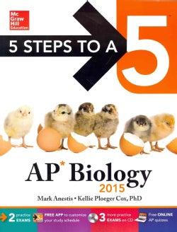5 Steps to a 5 AP Biology 2015