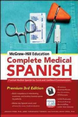 McGraw-Hill Education Complete Medical Spanish (Paperback)