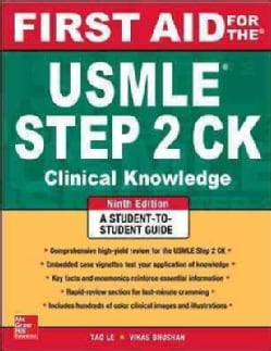 First Aid for the USMLE Step 2 (Paperback)