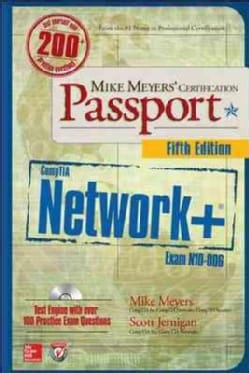 Mike Meyers' Comptia Network+ Certification Passport: Exam N10-006