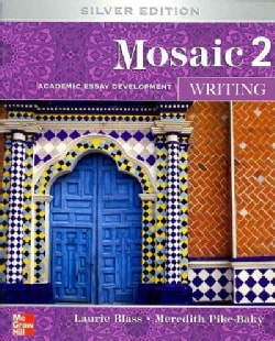 Mosaic 2 Writing: Silver Edition (Paperback)