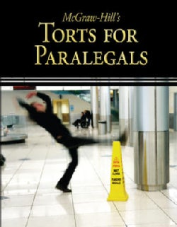 McGraw-Hill's Torts for Paralegals (Paperback)