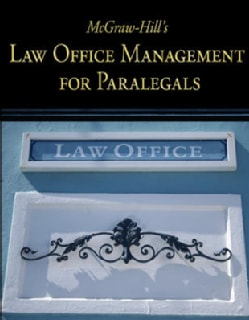 McGraw-Hill's Law Office Management for Paralegals (Paperback)