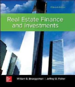 Real Estate Finance and Investments (Hardcover)