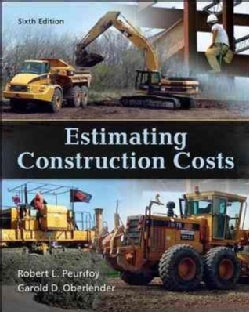 Estimating Construction Costs (Hardcover)